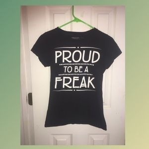 American Horror Story Freak Show Graphic Tee